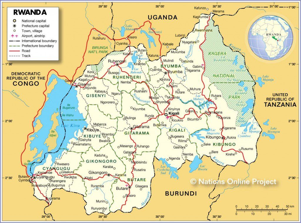 Ahabanza large_detailed_political_and_administrative_map_of_rwanda_with_all_cities_roads_and_airports_for_free